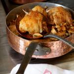 """recette de notre livre """"carnets de cuisine de George Sand"""""""